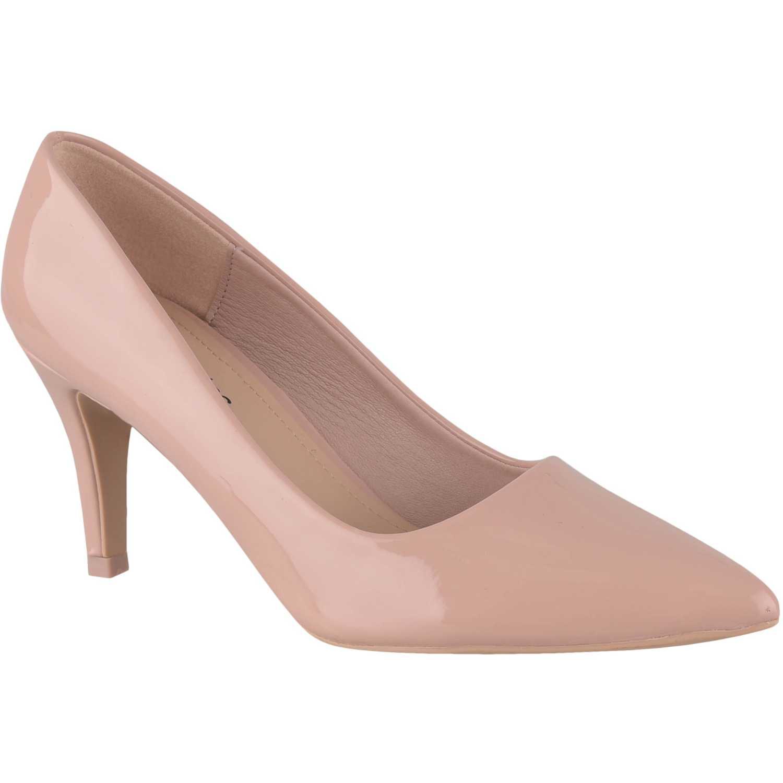 Calzado de Mujer Platanitos Rosado cv 2056ch