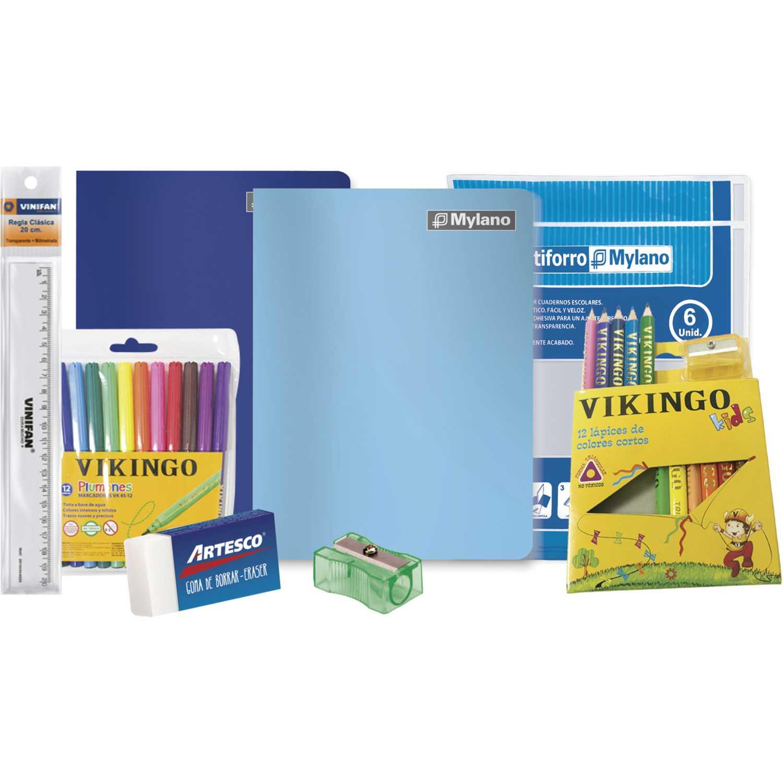 Vikingo pack 2019-3 economico Varios Multi función de escritura