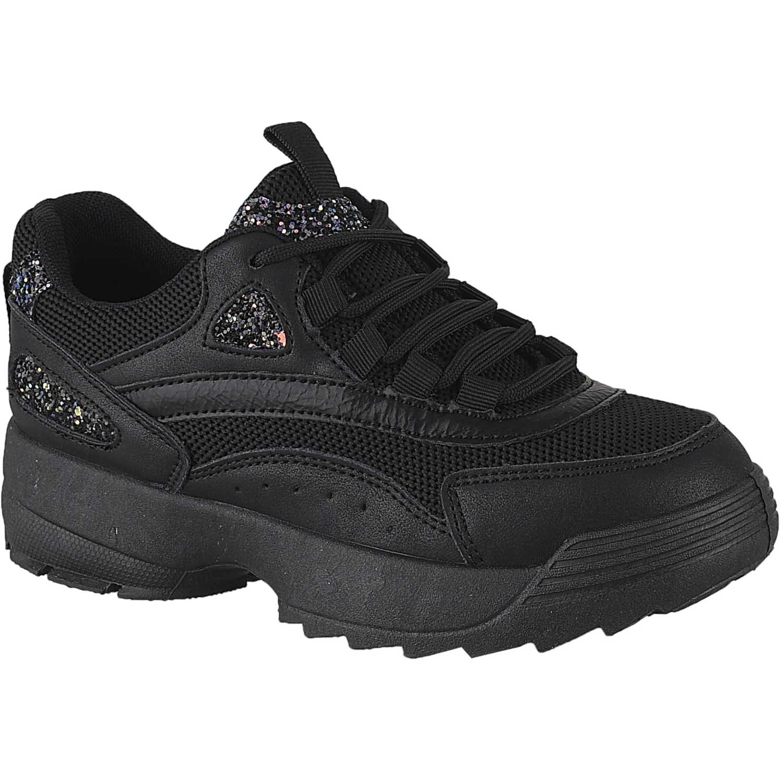 Platanitos z 8222 Negro Zapatillas Fashion