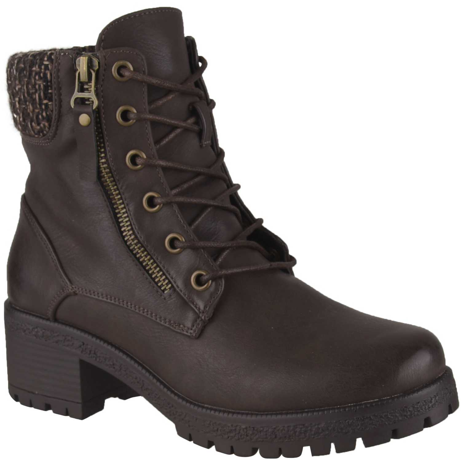 Platanitos Bt 6088 Marron Botines