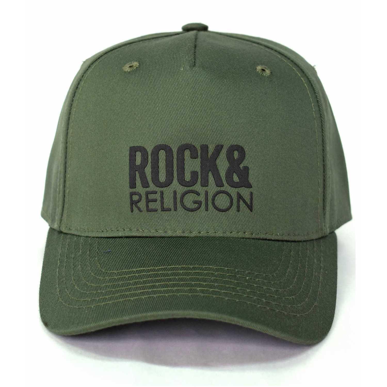 Gorros de Hombre ROCK & RELIGION Militar siena