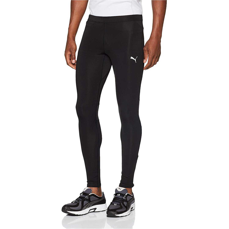 Puma speed long tight Negro Pantalones Deportivos