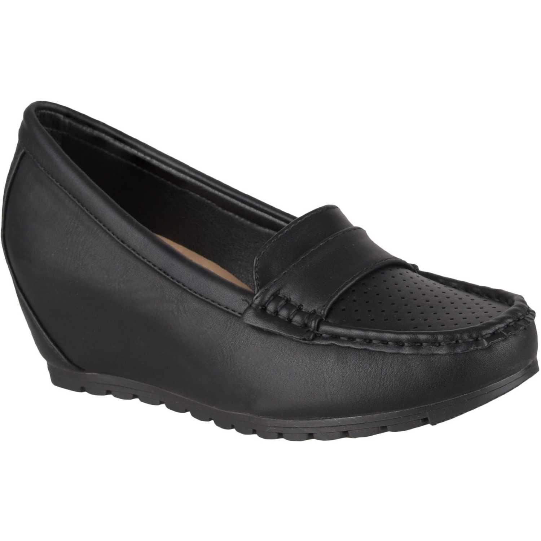 Platanitos mw 9a1 Negro Mocasiones y Slip-Ons