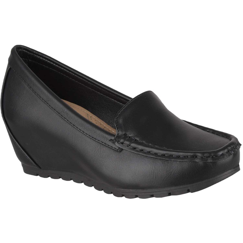 Platanitos mw 9a2 Negro Mocasines y Slip-Ons