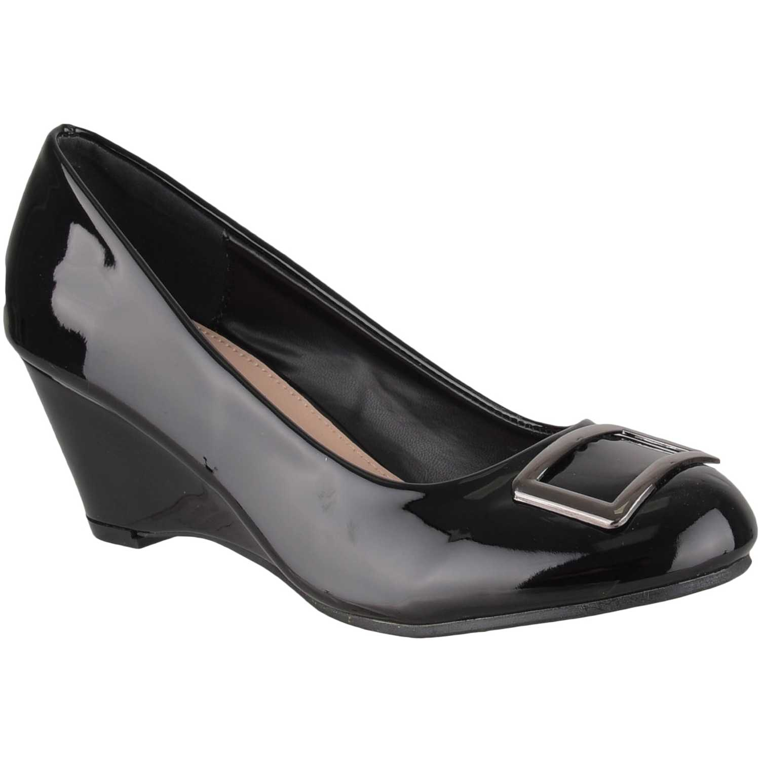 Platanitos cw 187 Negro Estiletos y Pumps