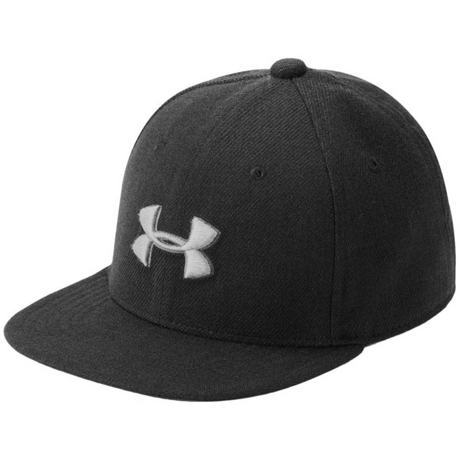 Gorro de Hombre Under Armour Negro boy's huddle snapback 2.0-blk