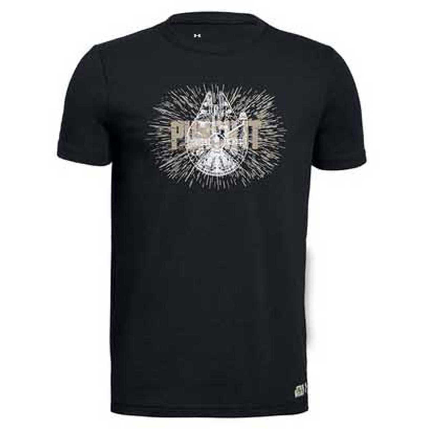 Under Armour sw punch it ss t Negro Camisetas y Polos Deportivos