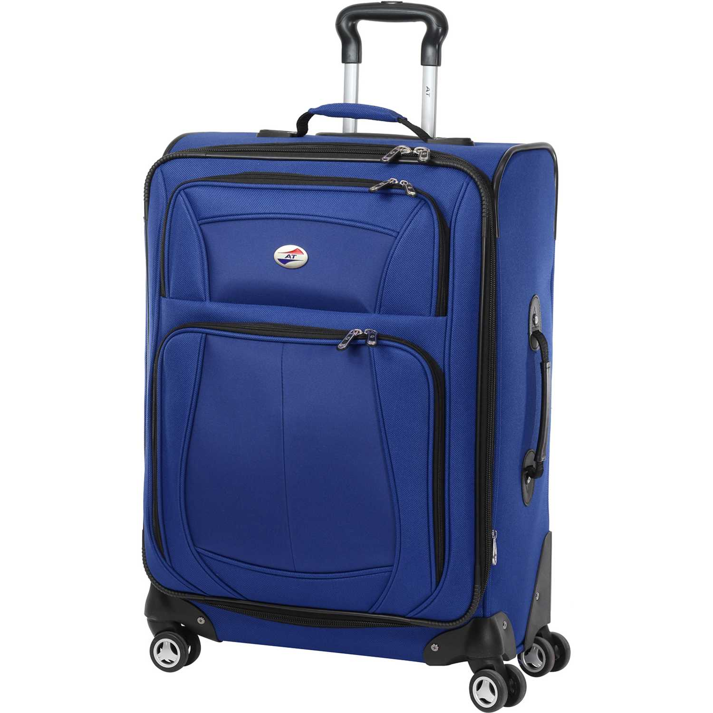 American tourister spinner 60/21 cobalt blue meridian 360 Azul Portafolios