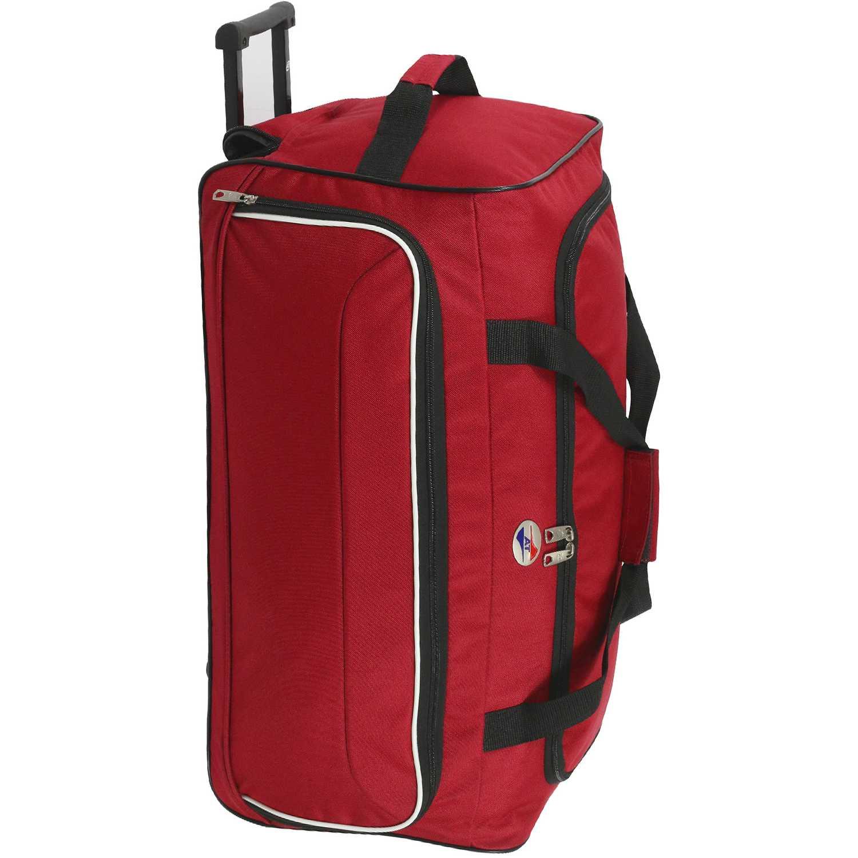 Maleta   Rojo whd duffl 25 red whd duffel colors