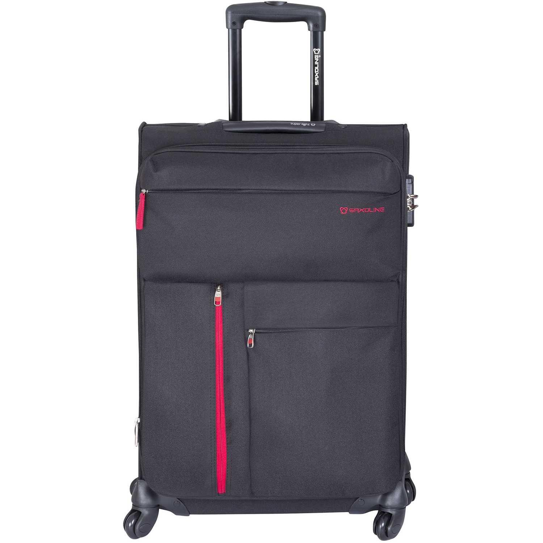 Saxoline maleta 632 black rio Negro Portafolios