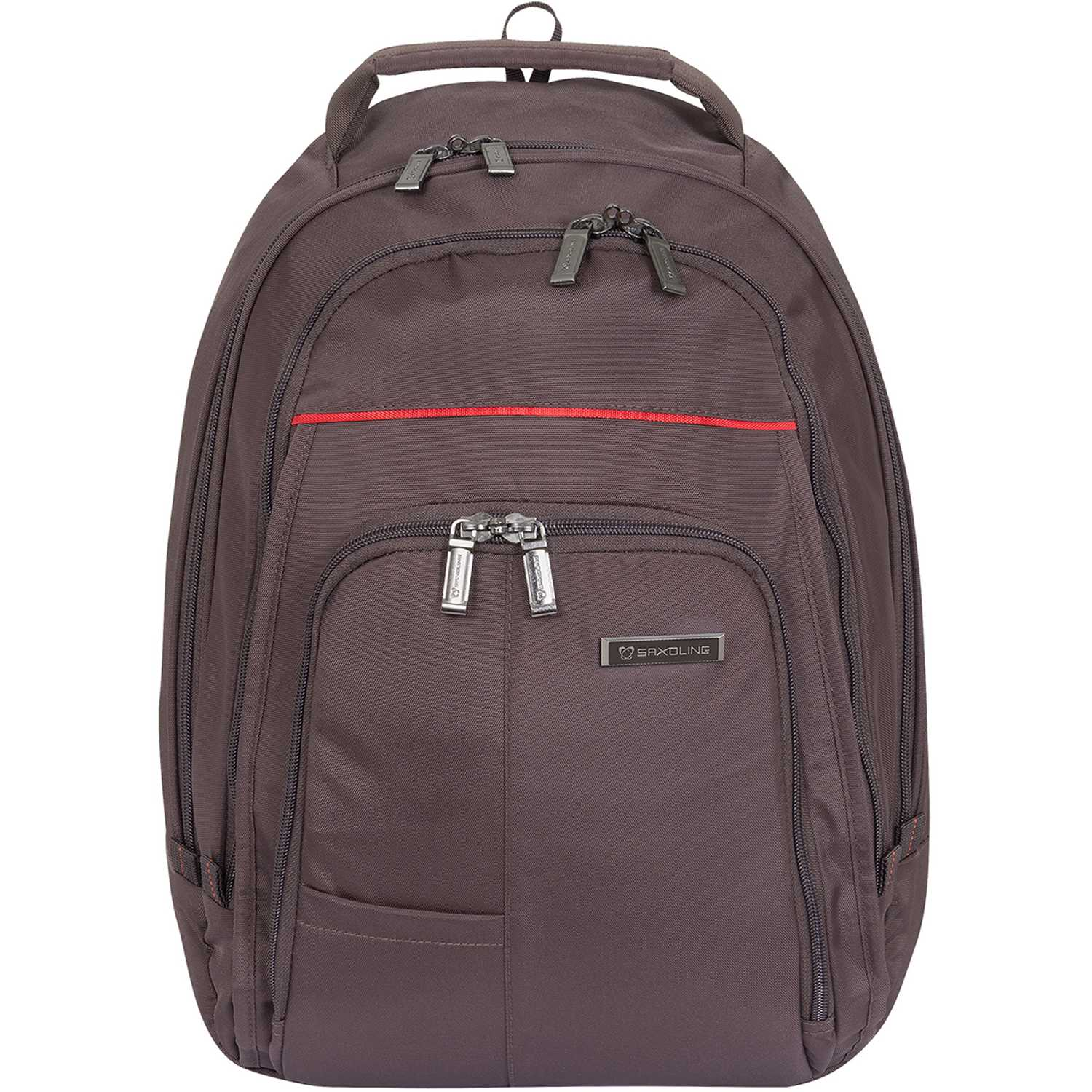 Saxoline laptop backpack 673 tobacco dow Negro Mochilas Multipropósitos