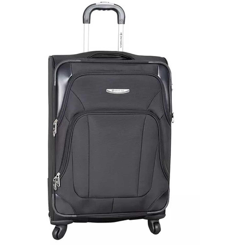 Saxoline maleta 432 black dakar Negro Portafolios