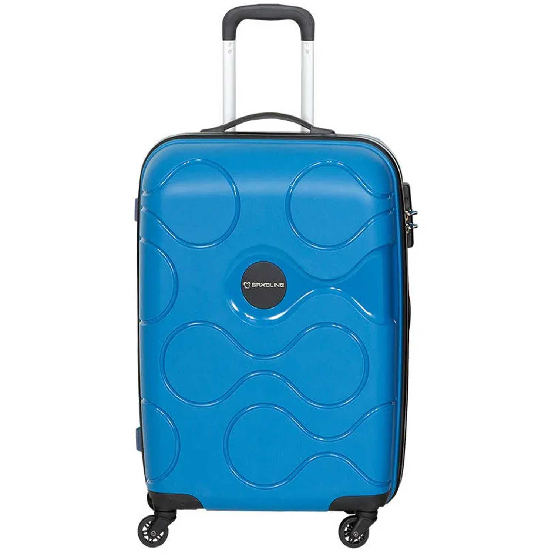 Saxoline spinner 55/20 blue atlas Azul Portafolios