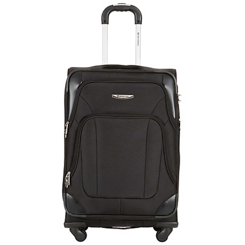 Saxoline maleta 433 black dakar Negro Portafolios