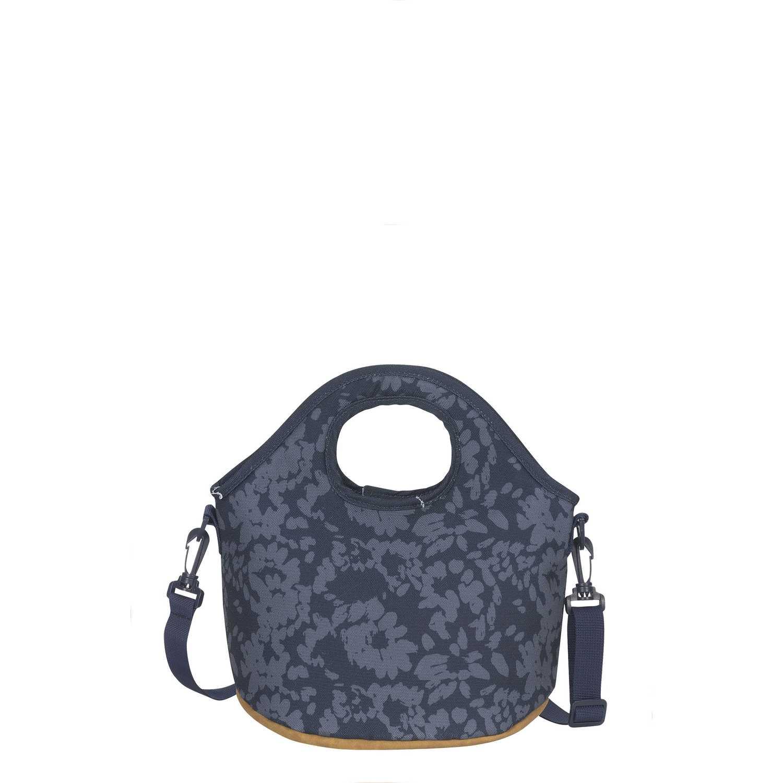 Loncheras de Niña Xtrem Azul / gris lunch bag petals blue neo 845