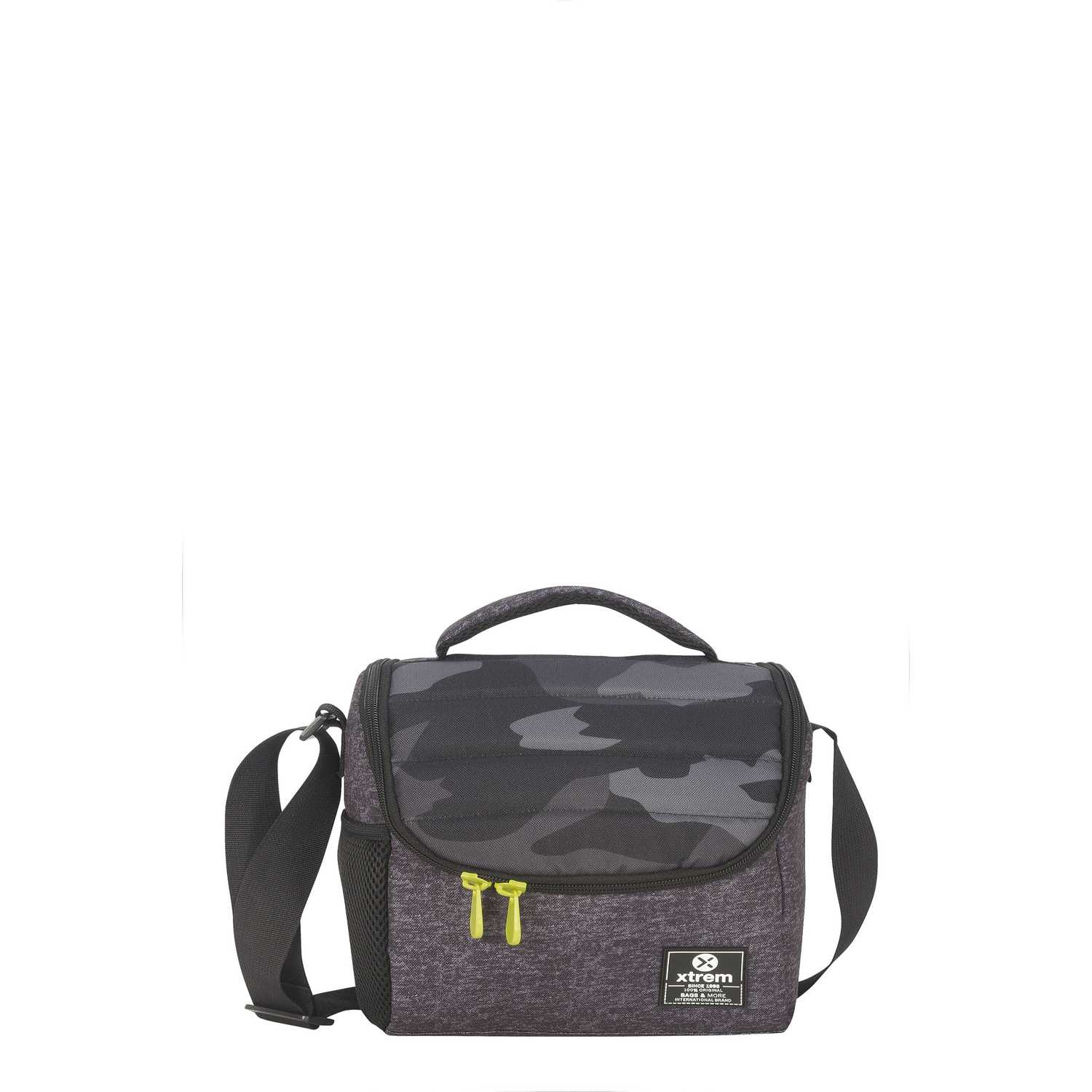 Xtrem lunch bag black camouflage break 846 Gris Loncheras