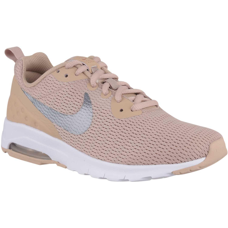 Nike wmns nike air max motion lw Marrón / plomo Walking