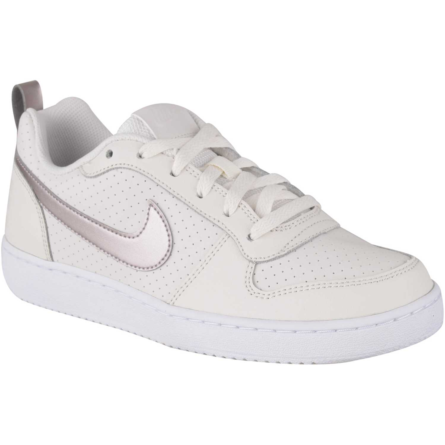análisis Por qué no bibliotecario  Nike nike court borough low gg Beige Walking | platanitos.com