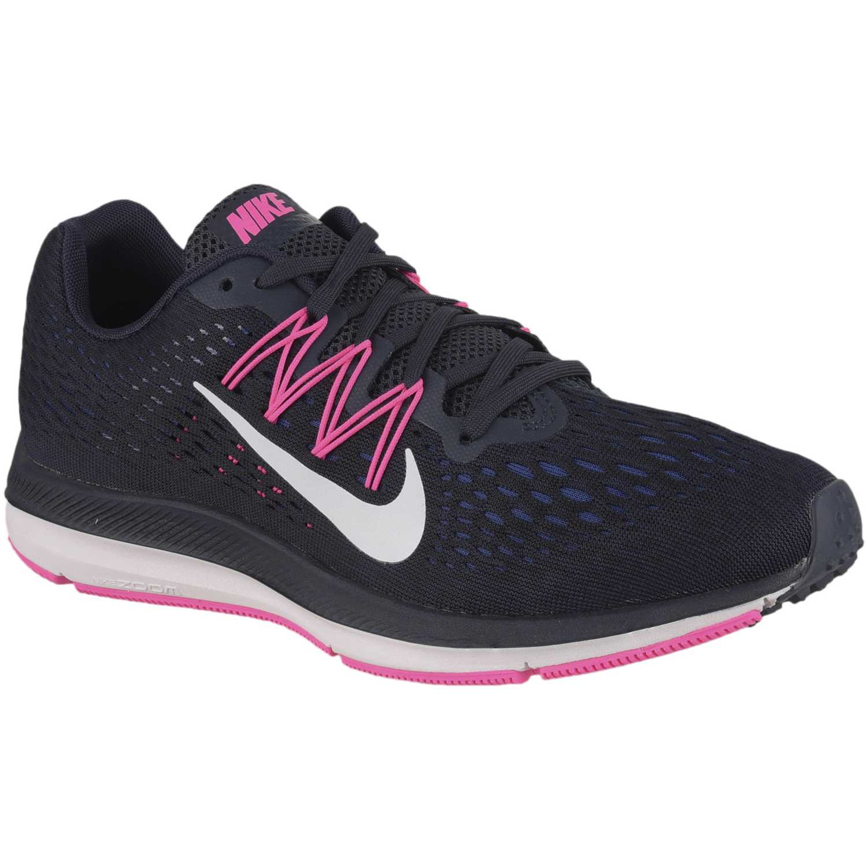 Zapatilla de Mujer Nike Morado / rosado wmns nike zoom winflo 5