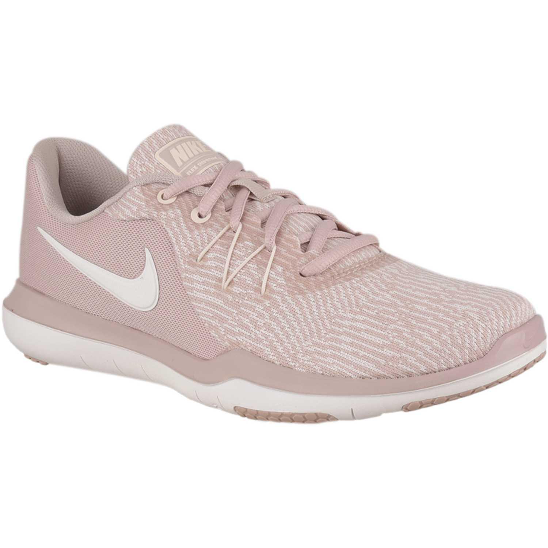 Nike wmns flex supreme tr 6 Rosado Mujeres |