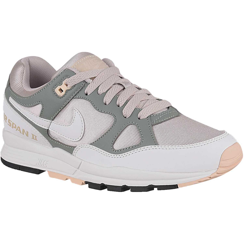 Nike wmns air span ii Beige / verde Walking