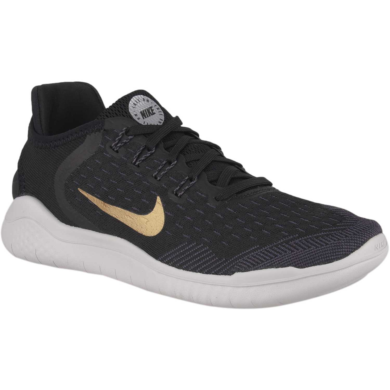 Paseo Alexander Graham Bell delicadeza  Nike Wmns Nike Free Rn 2018 Negro / naranja Correr por carretera |  platanitos.com