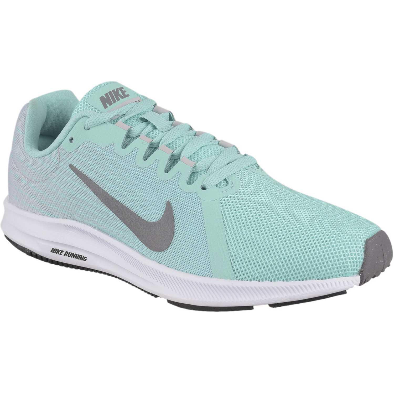 Casual de Mujer Nike Gris / verde wmns nike downshifter 8