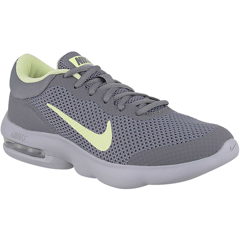Zapatilla de Mujer Nike Gris / amarillo wmns nike air max advantage