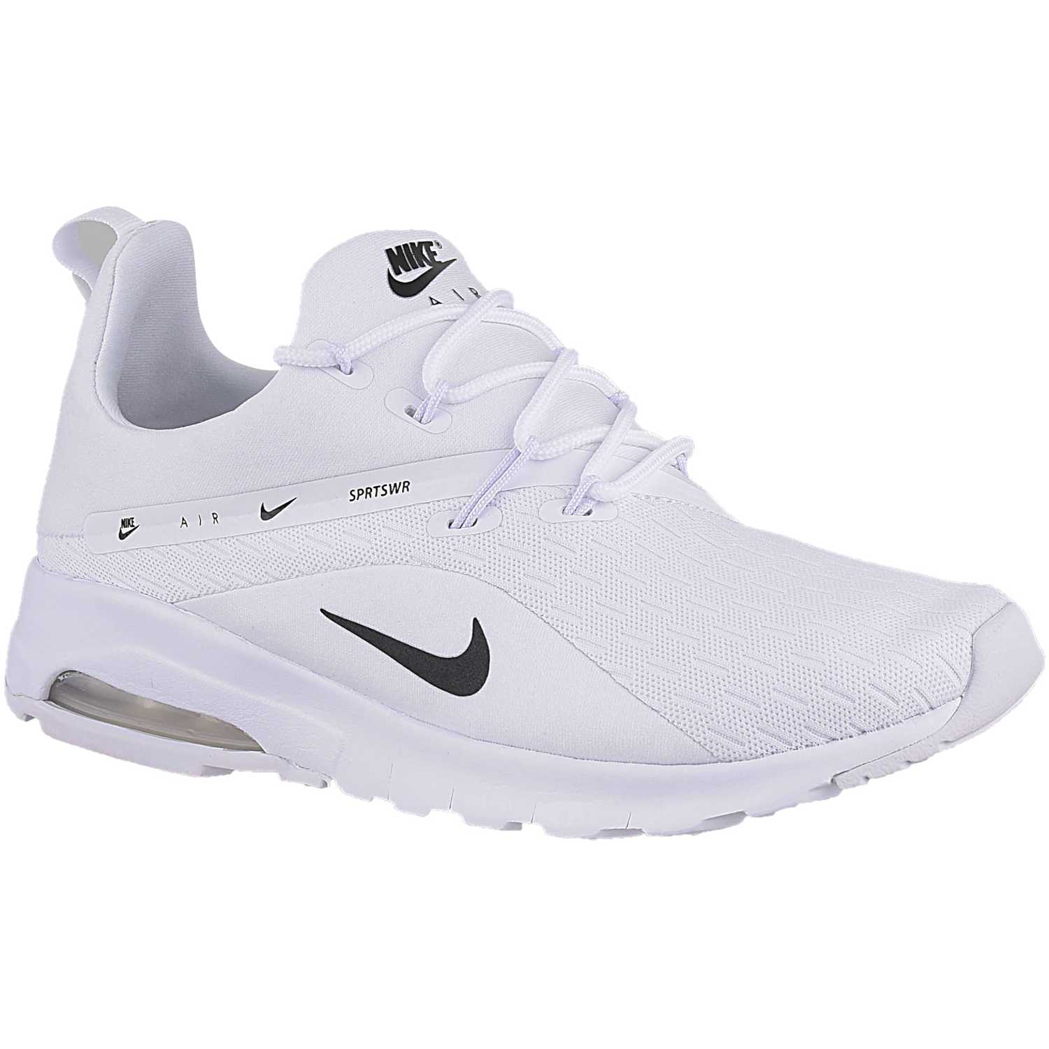 Casual de Mujer Nike Blanco negro wmns air max motion