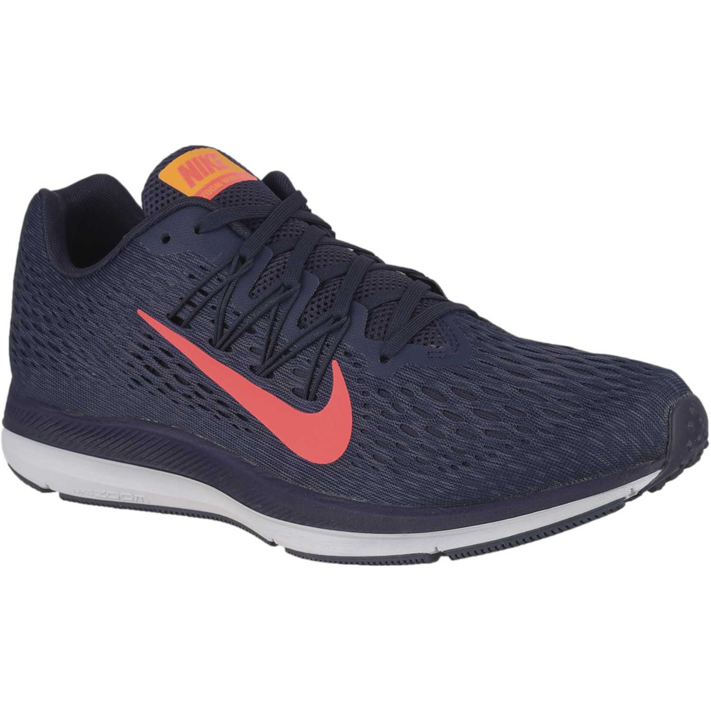 Nike nike zoom winflo 5 Morado / rosado Running en pista