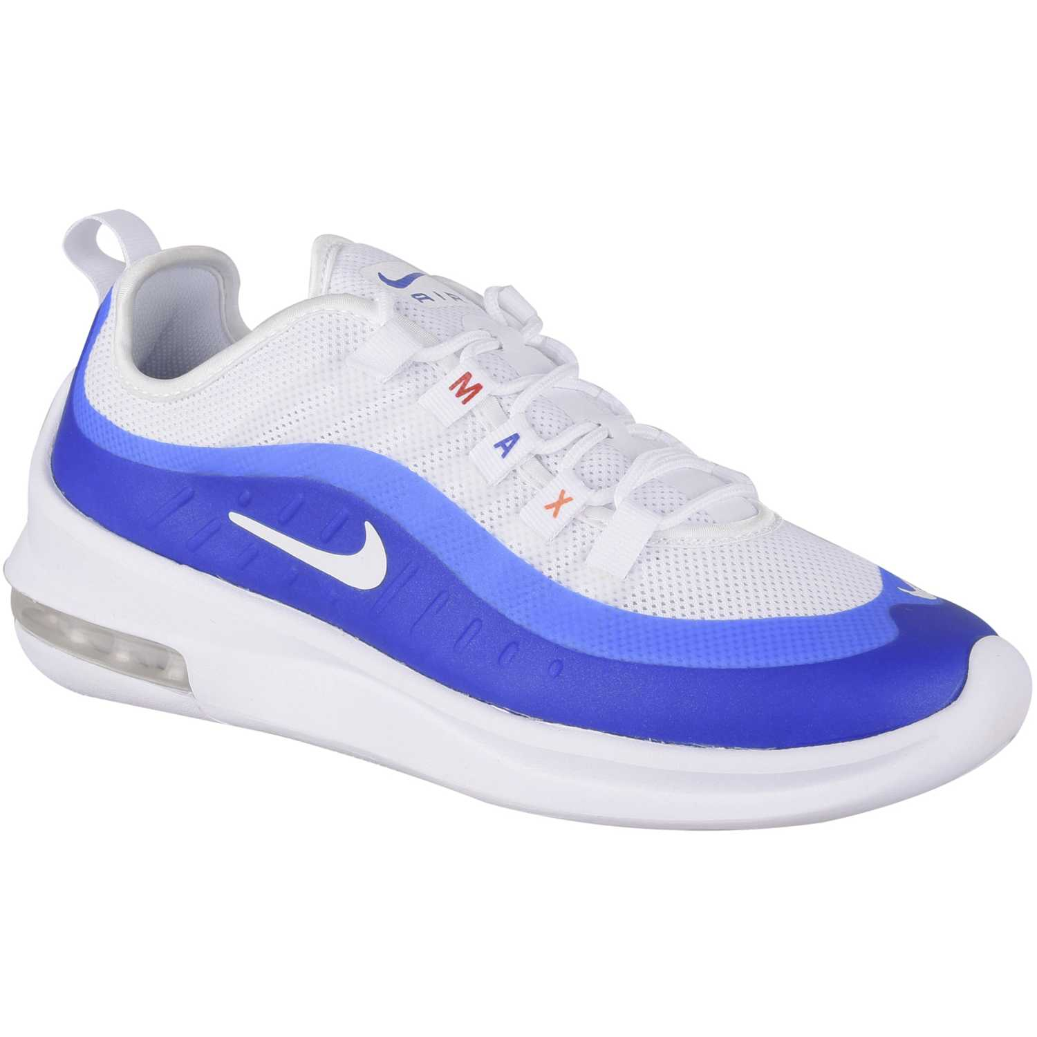 coger un resfriado tanque Abuso  Nike nike air max axis Azul / blanco Walking | platanitos.com