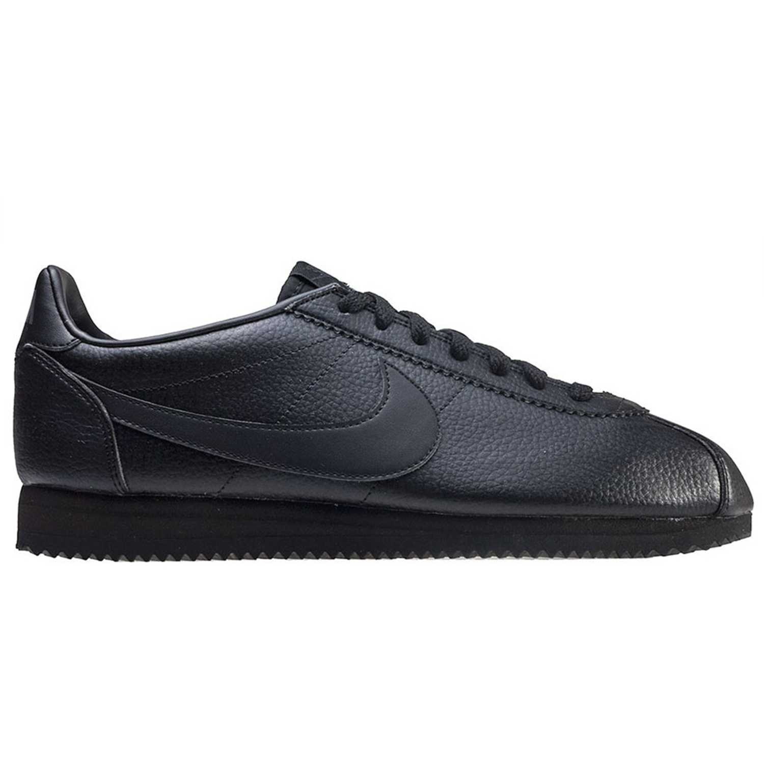 Nike classic cortez leather Negro Walking | platanitos.com