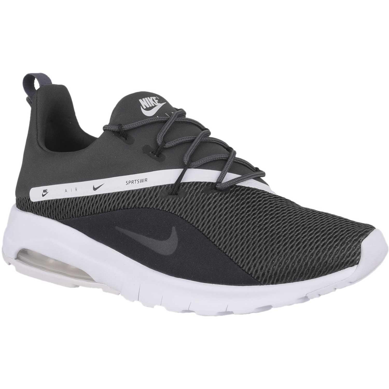 Casual de Hombre Nike Plomoblanco air max motion racer 2
