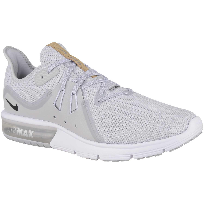 Zapatilla de Hombre Nike Gris nike air max sequent 3