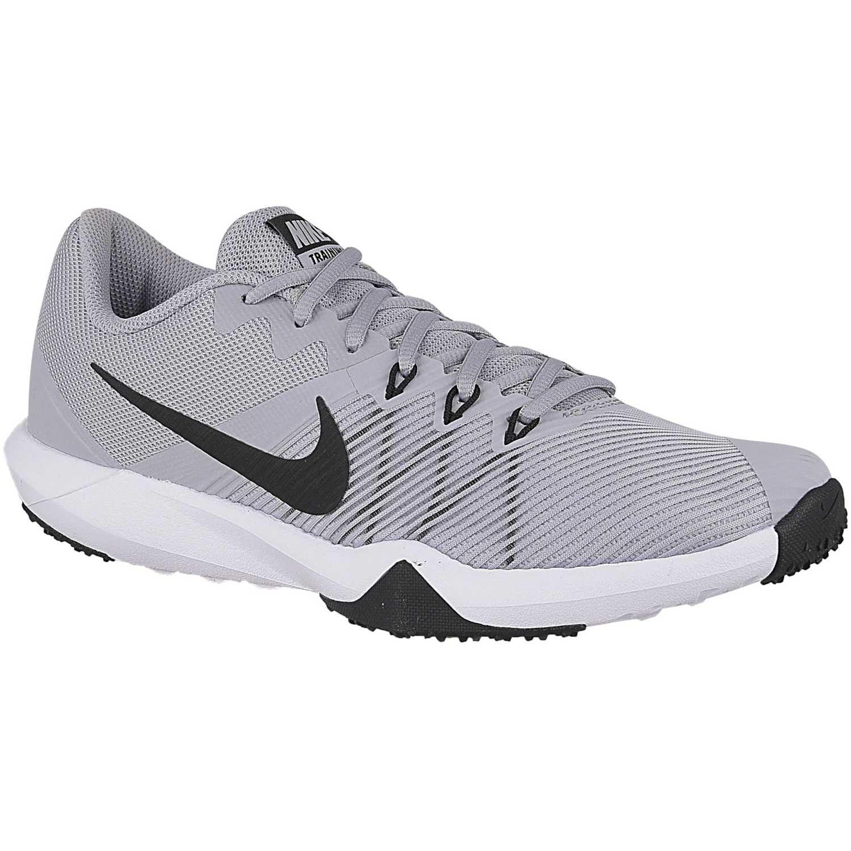 Zapatilla de Hombre Nike Gris / negro nike retaliation tr
