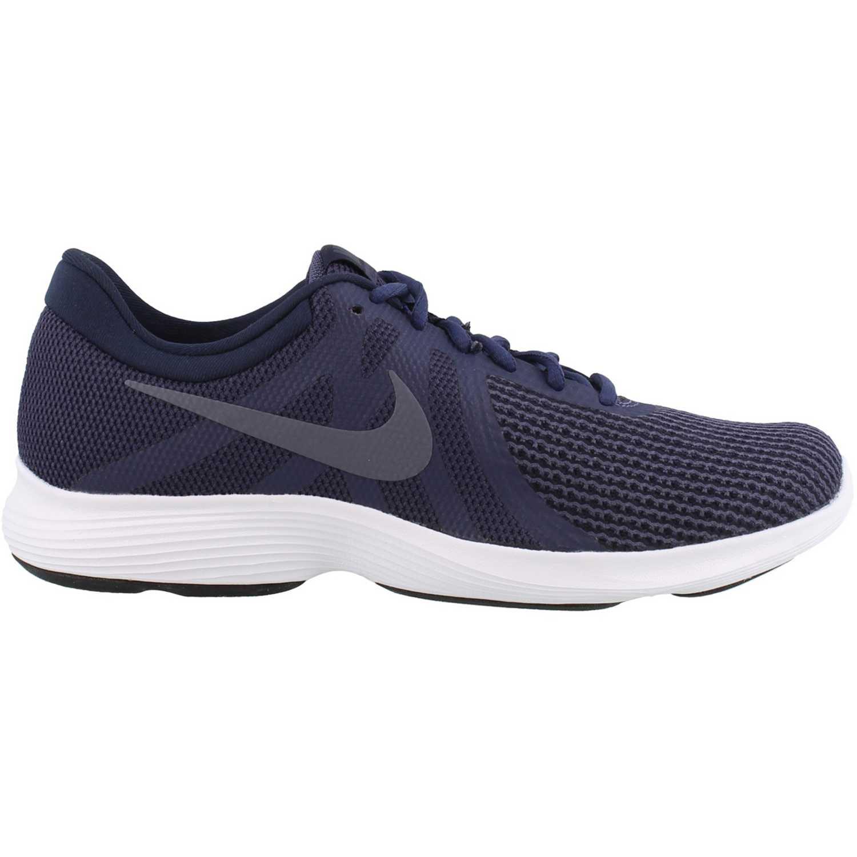 Nike nike revolution 4 Azul/plomo Running en pista