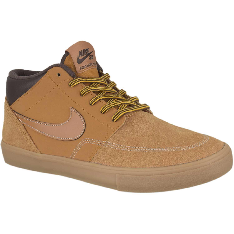 Zapatilla de Hombre Nike Camel nike sb portmore ii slr m prm
