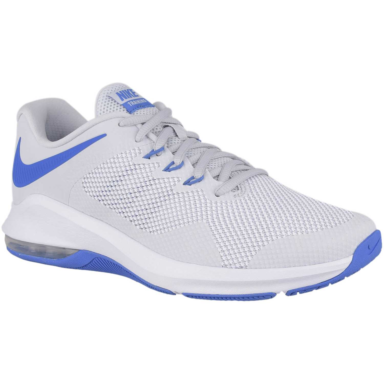 Nike nike air max alpha trainer Gris azul Hombres