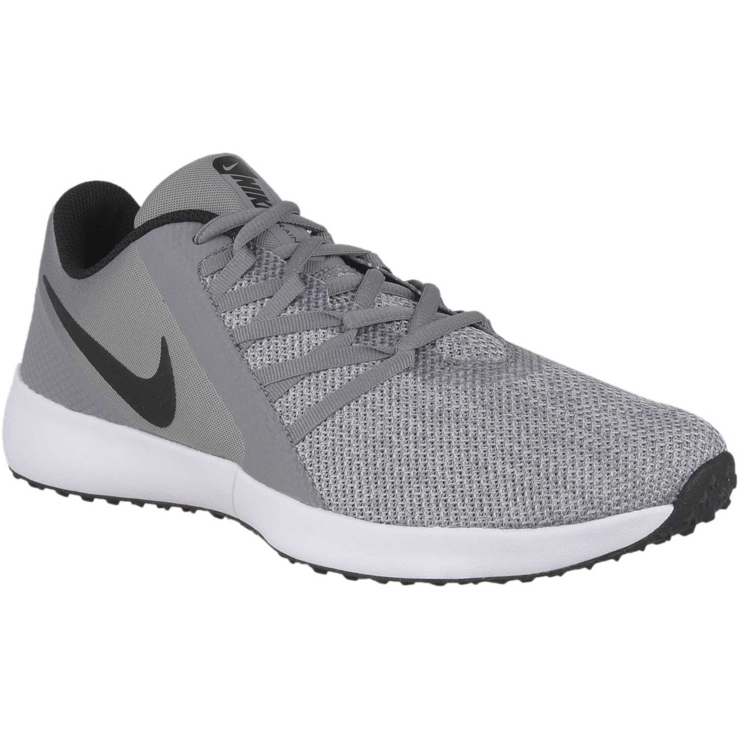 Nike nike varsity compete trainer Gris negro Hombres