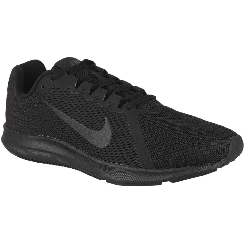 Zapatilla de Hombre Nike Negro / negro nike downshifter 8