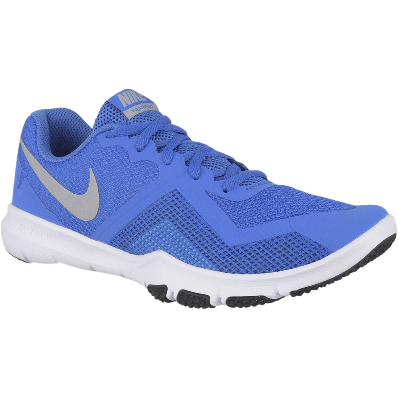 Nike nike flex control ii Azul / gris Hombres