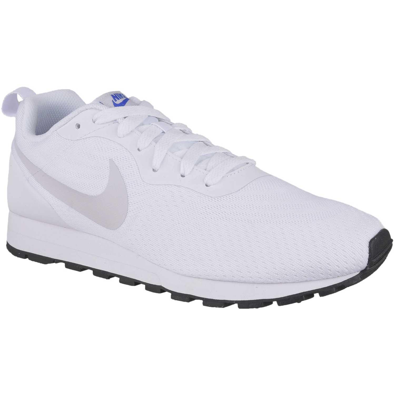 Nike MD Runner 2 Eng Mesh, Zapatillas para Hombre, (Black
