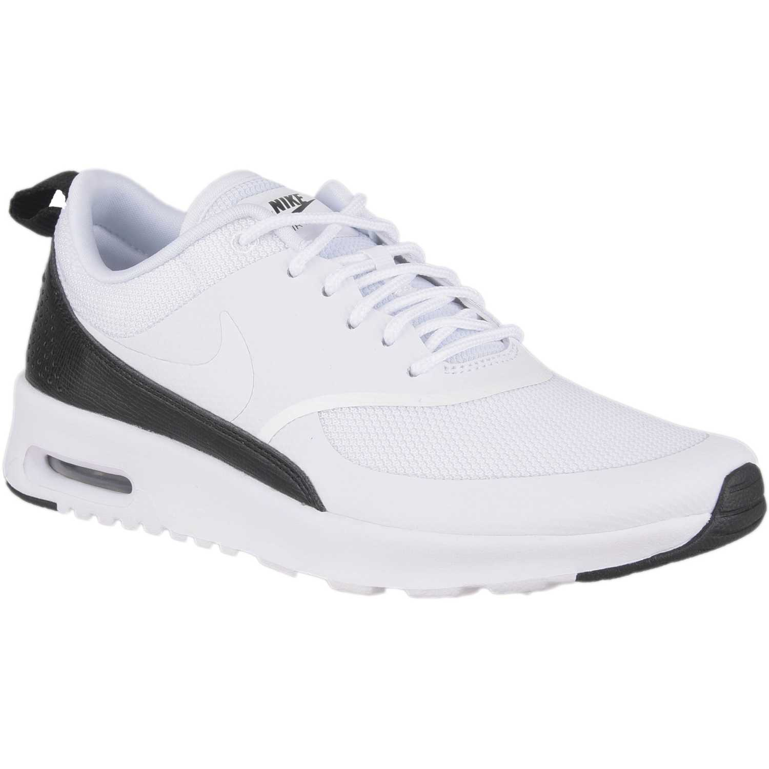 Nike wmns air max thea Blanco / negro Walking