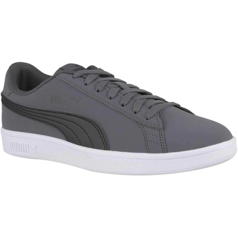 zapatos puma grises