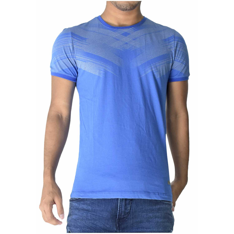ROCK & RELIGION corluca Azulino Camisetas y Polos Deportivos