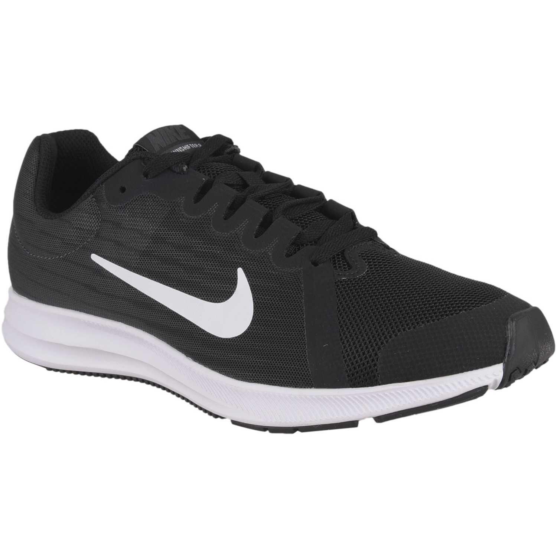 Zapatilla de Jovencito Nike Negro / blanco nike downshifter 8 bg