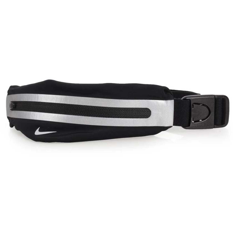 Canguros de Hombre Nike Negro / plomo nk slim waistpack