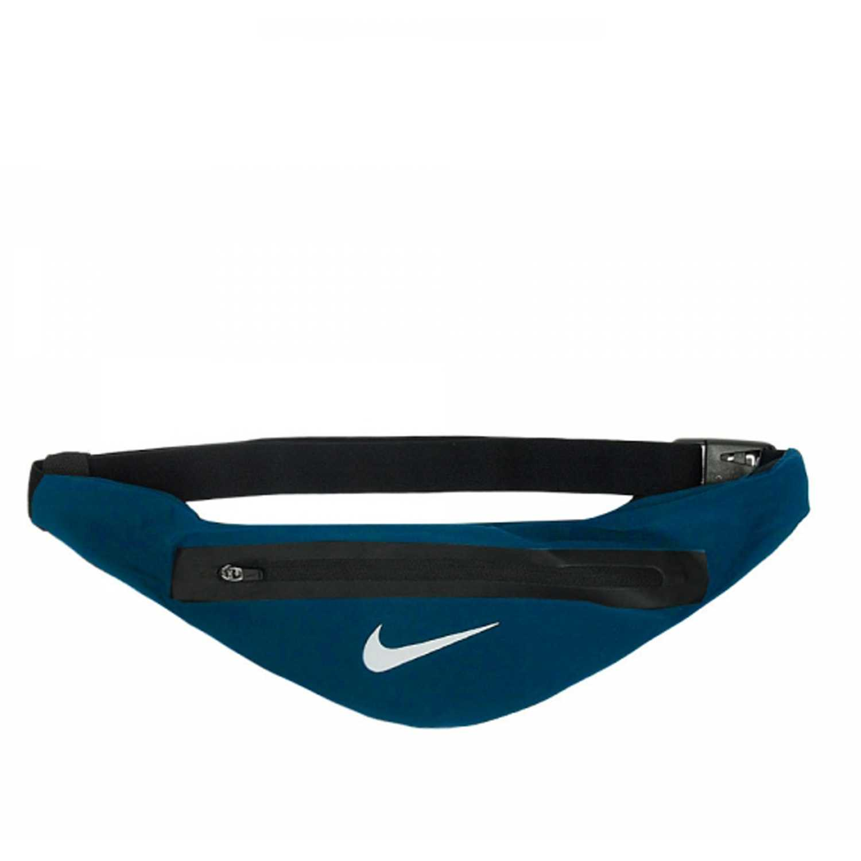 Nike nk angled waistpack Azul / blanco Canguros