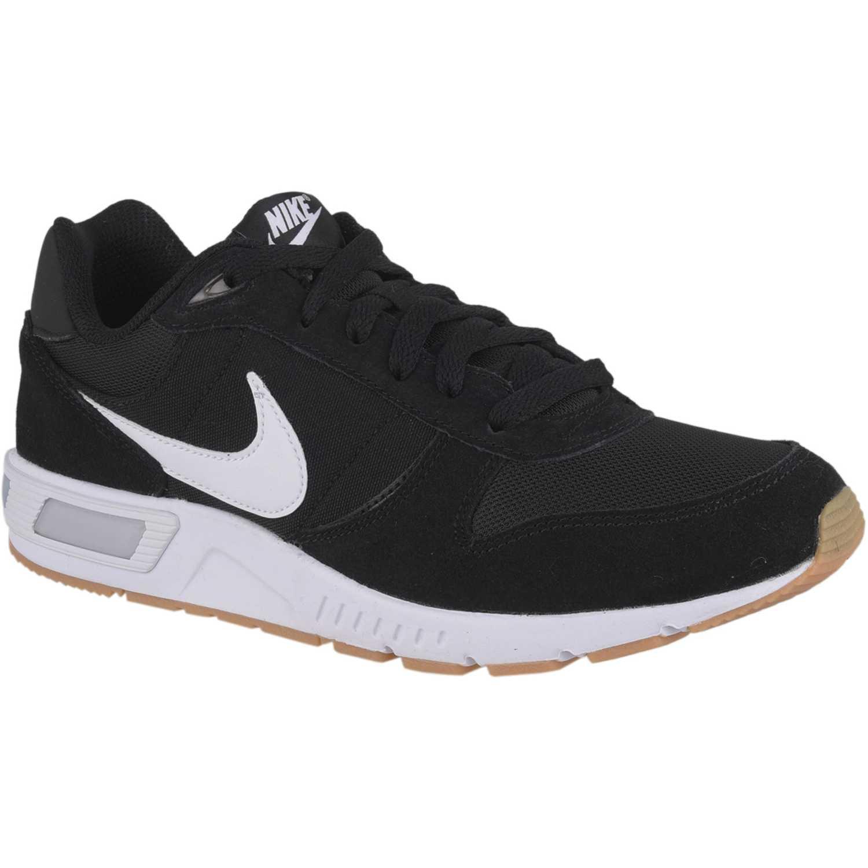 Nike nike nightgazer Negro / blanco Walking