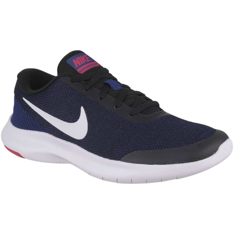 Nike wmns flex experience rn 7 Azul / rosado Running en pista